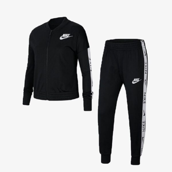 NIKE G NSW TRK SUIT TRICOT-CU8374-010