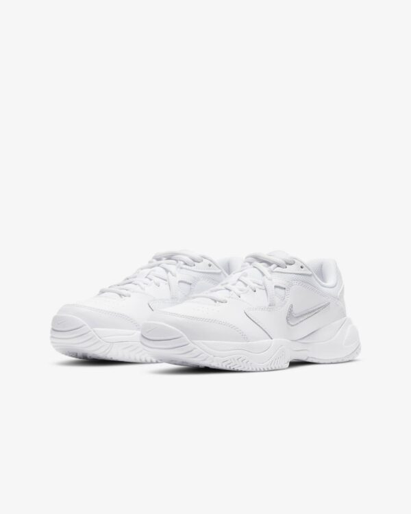NIKE JR COURT LITE 2-CD0440-105